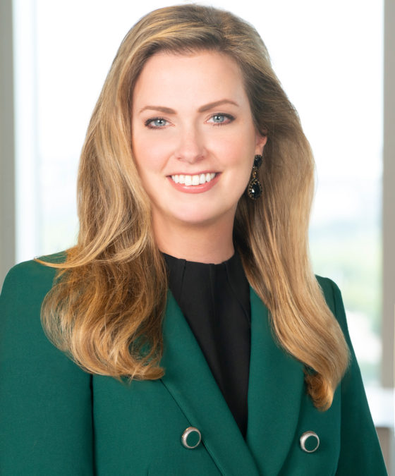 Rebecca Armstrong, Managing Partner of Armstrong Law